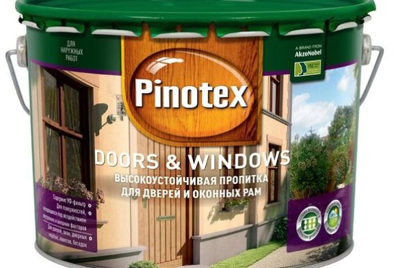 PINOTEX DOORS WINDOWS